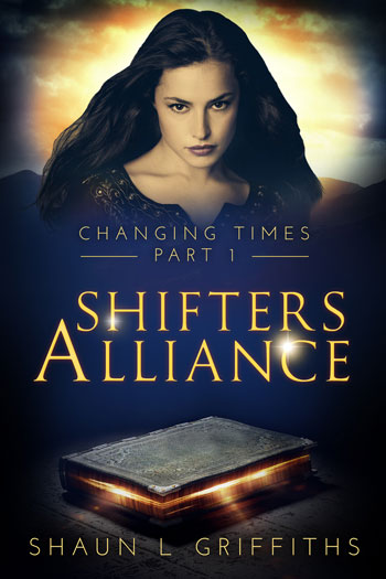 Shifter Alliance, a YA Fantasy adventure
