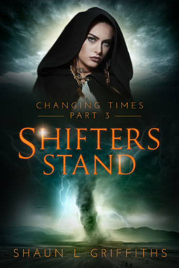 Book cover image of Shifters Alliance Part 3